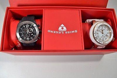 54ad7f1a7cd1 Swiss Legend Set De Reloj Para Hombre Sprinter Cronógrafo... -   255.990 en  Mercado Libre