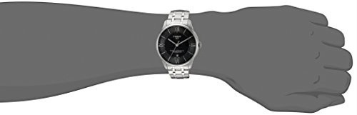 reloj hombre tissot t0994071105800 chemin des 80 swiss
