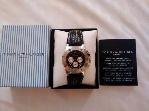 reloj hombre tommy