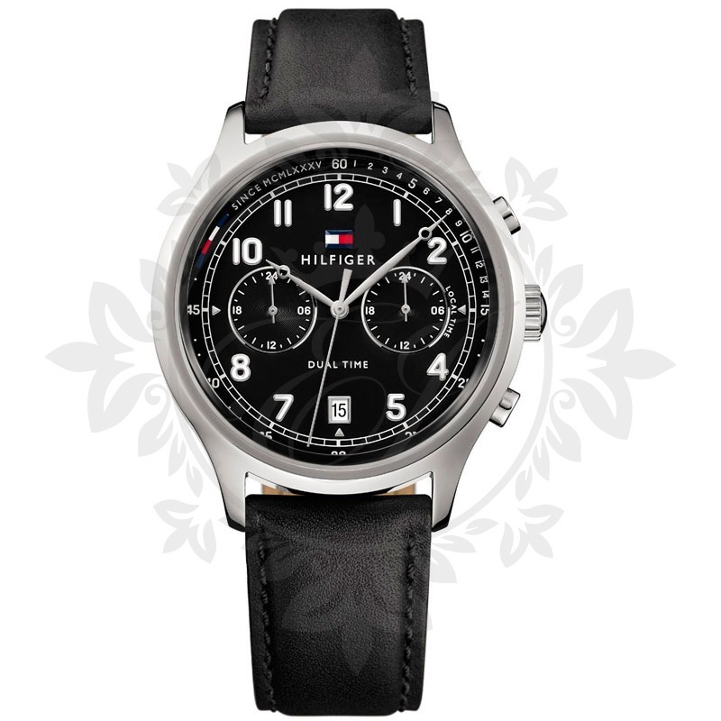 fd9e660eaa4d reloj hombre tommy hilfiger malla cuero 2 años garantia. Cargando zoom.