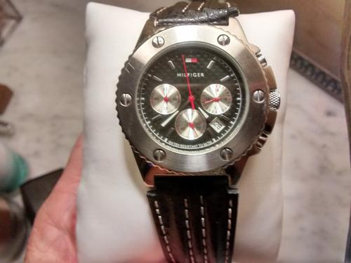 reloj hombre tommy hilfiger.original.compradousa.impecable