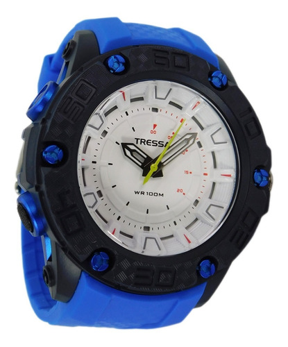 reloj hombre tressa modelo ken sumergible joyeria esponda