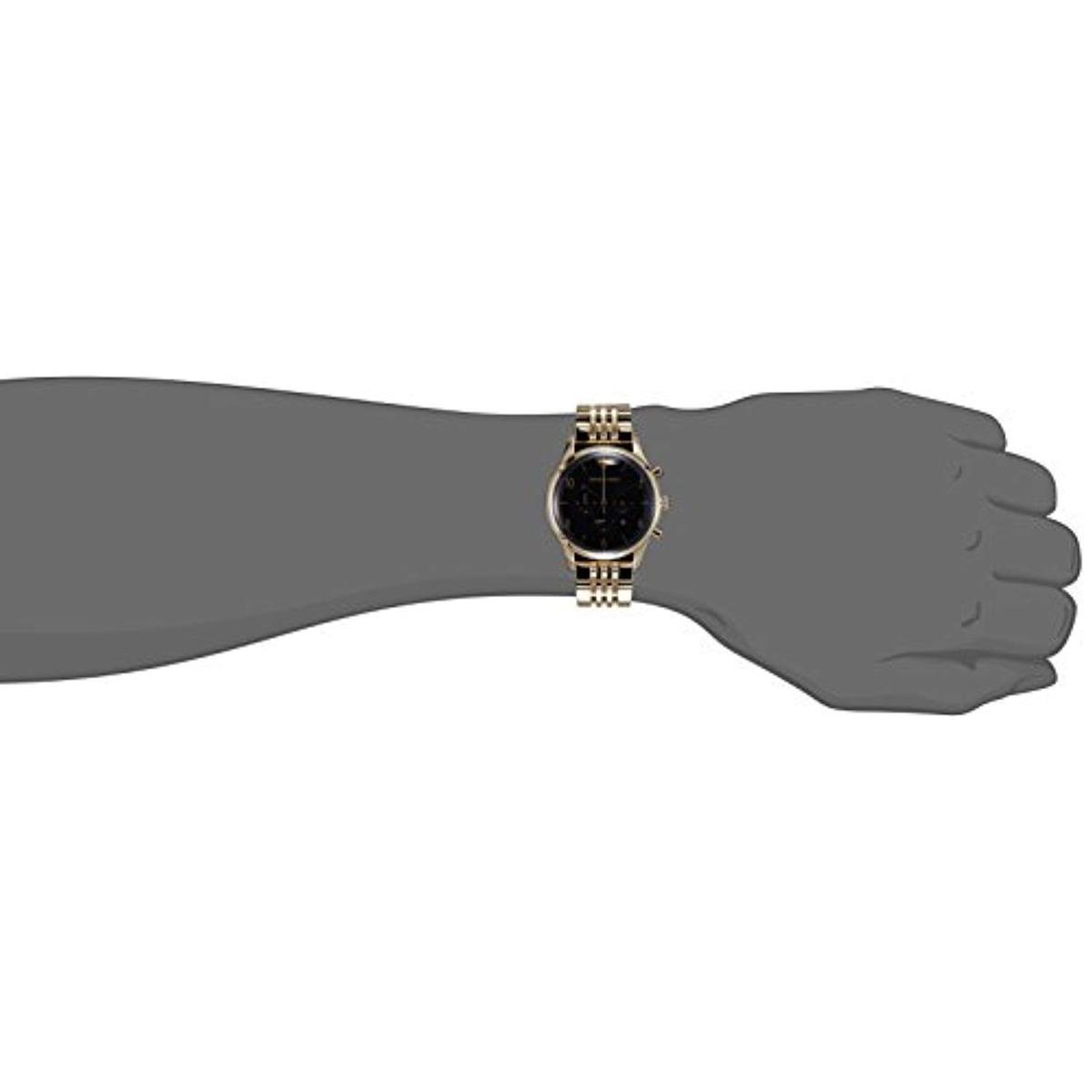 ced11d3a0ccd reloj hombre vestido ar1893 de hombre emporio armani dorado. Cargando zoom.