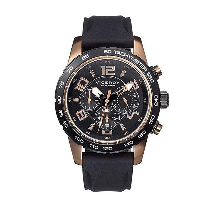 a89e558fb2c6 Reloj Hombre Viceroy 40461-45 Cronografo Wr 50 M Sumergible ...