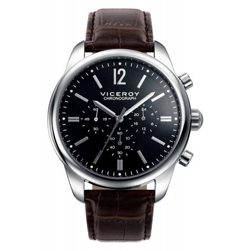 2c5db94706bc reloj hombre viceroy 432285-57 cronografo wr 50m acero inox. Cargando zoom.