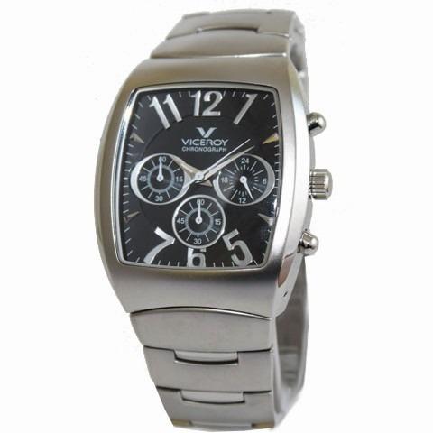 89b25cc5c03f Reloj Hombre Viceroy 47587-55 Cronografo Wr 50m Acero Inox ...