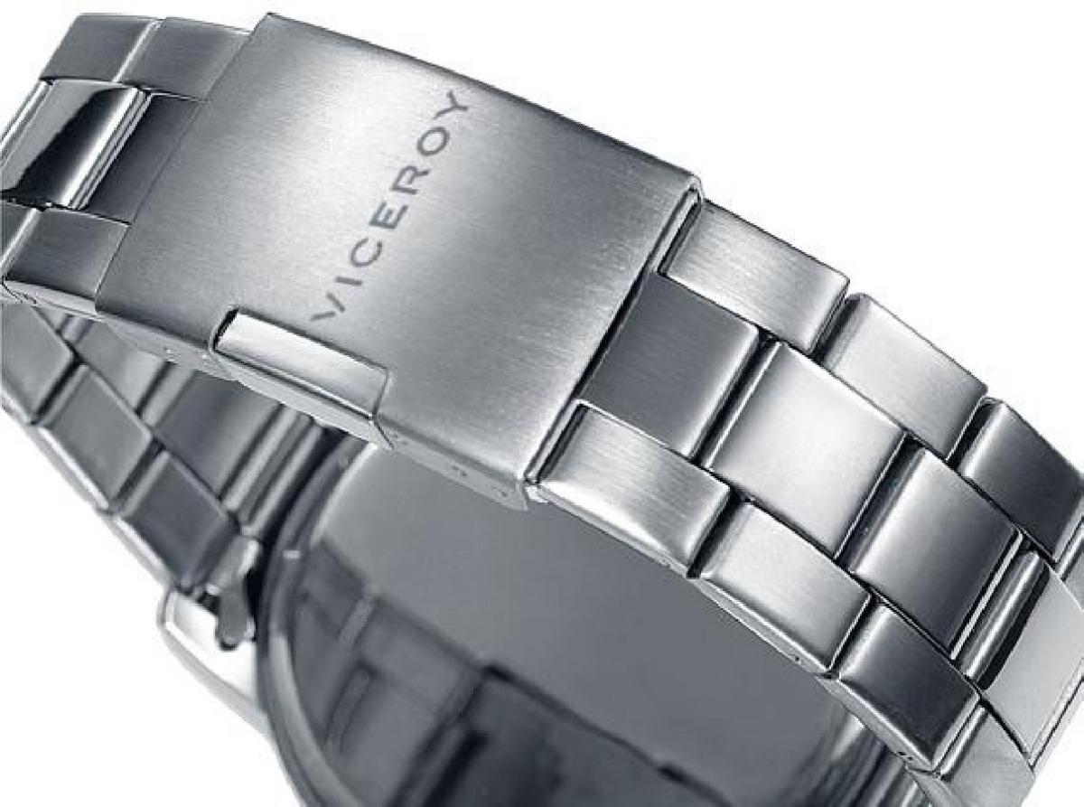 38dc7c301f3f reloj hombre viceroy 47791-55 cronografo acero wr 50 m. Cargando zoom.