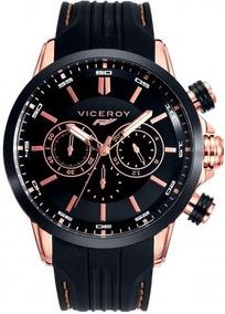 2fbbb13d967f Reloj Viceroy Hombre Acero - Relojes Pulsera en Mercado Libre Argentina