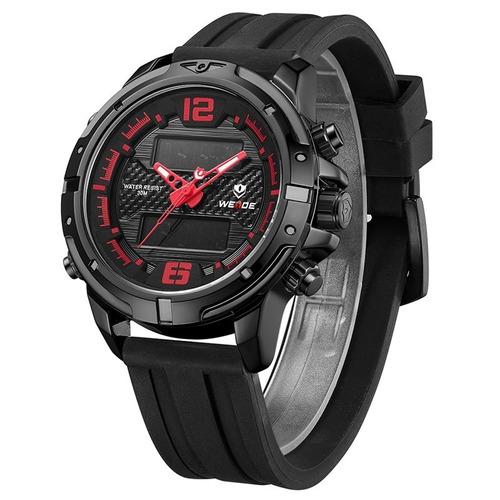 60eec0839df2 Reloj De Hombre A Prueba De Agua De Moda Weide. -   2.801