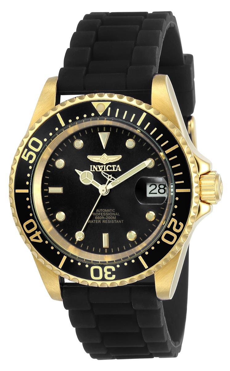 8cfc7c2e64b2 reloj hombres invicta pro diver automatica 23681 3 manecill. Cargando zoom.