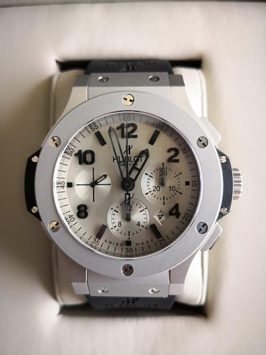 reloj hublot big bang matte grey calidad suizo envio gratis. Cargando zoom. d0c8fc292959