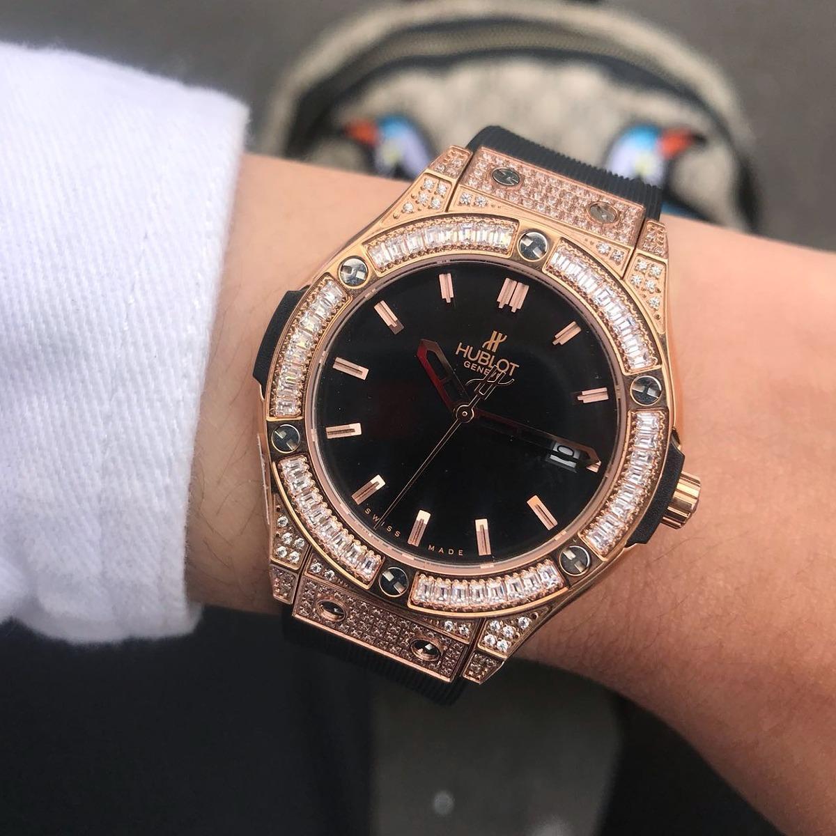 gran venta última venta niño Reloj Hublot Dama R.sz2