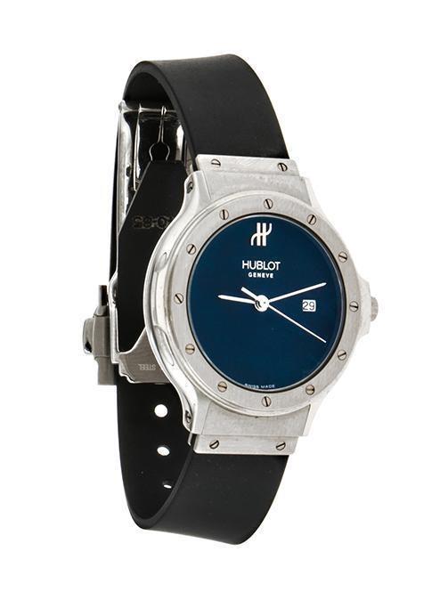 4ef6e54139f8 Reloj Hublot Para Dama Acero Inoxidable Correa D - 110494581 ...