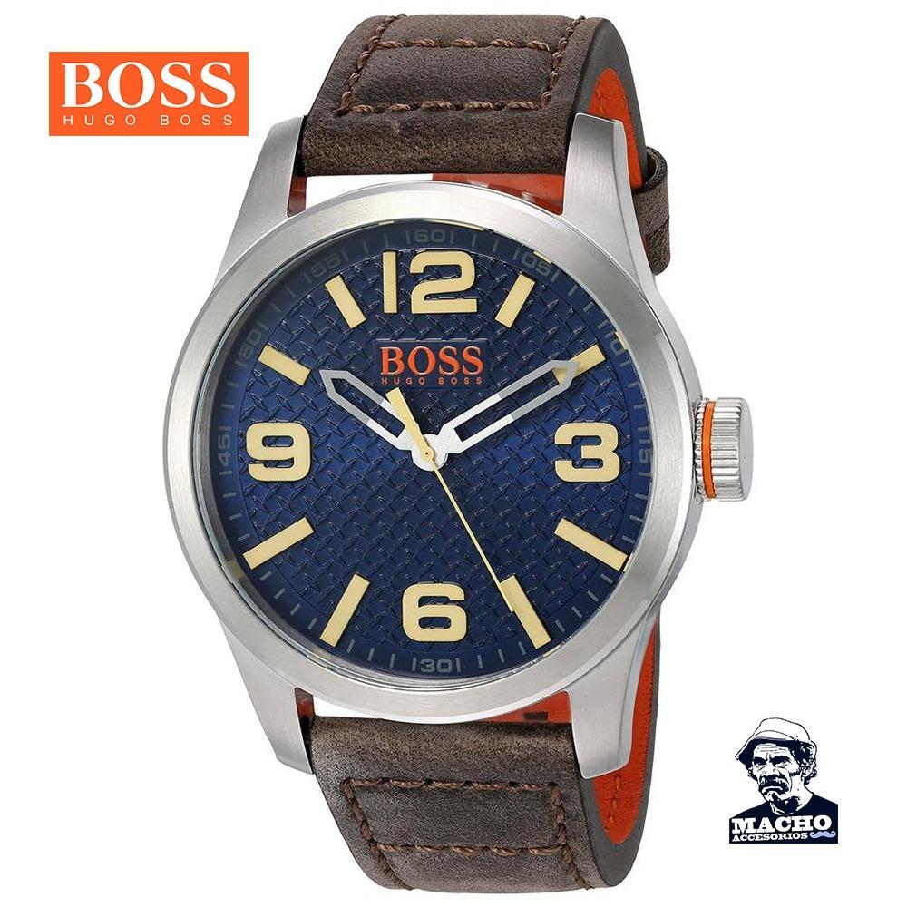 878b22b8754b reloj hugo boss 1513352 paris en stock genuino nuevo en caja. Cargando zoom.