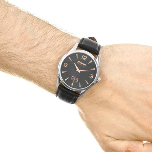 reloj hugo boss 1513425 nuevo - envío sin costo