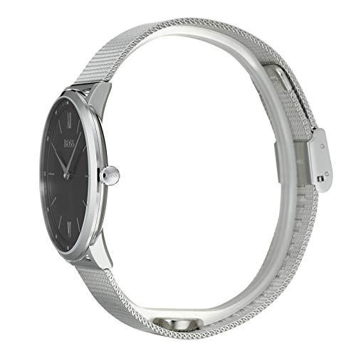 1ab59bb7516c Reloj Hugo Boss 1513660 Essential Para Hombre Plata 40 Mm Ac ...
