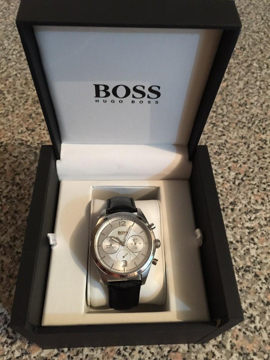 Reloj Hugo Boss Caballero Original 4 500 00 En Mercado