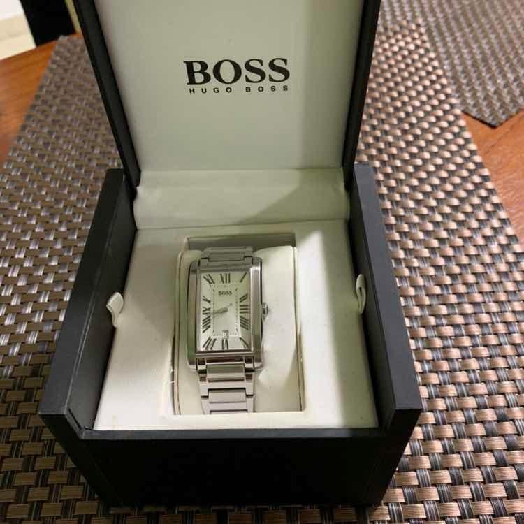 ad6861d75577 Reloj Hugo Boss Acero Inoxidable -   1