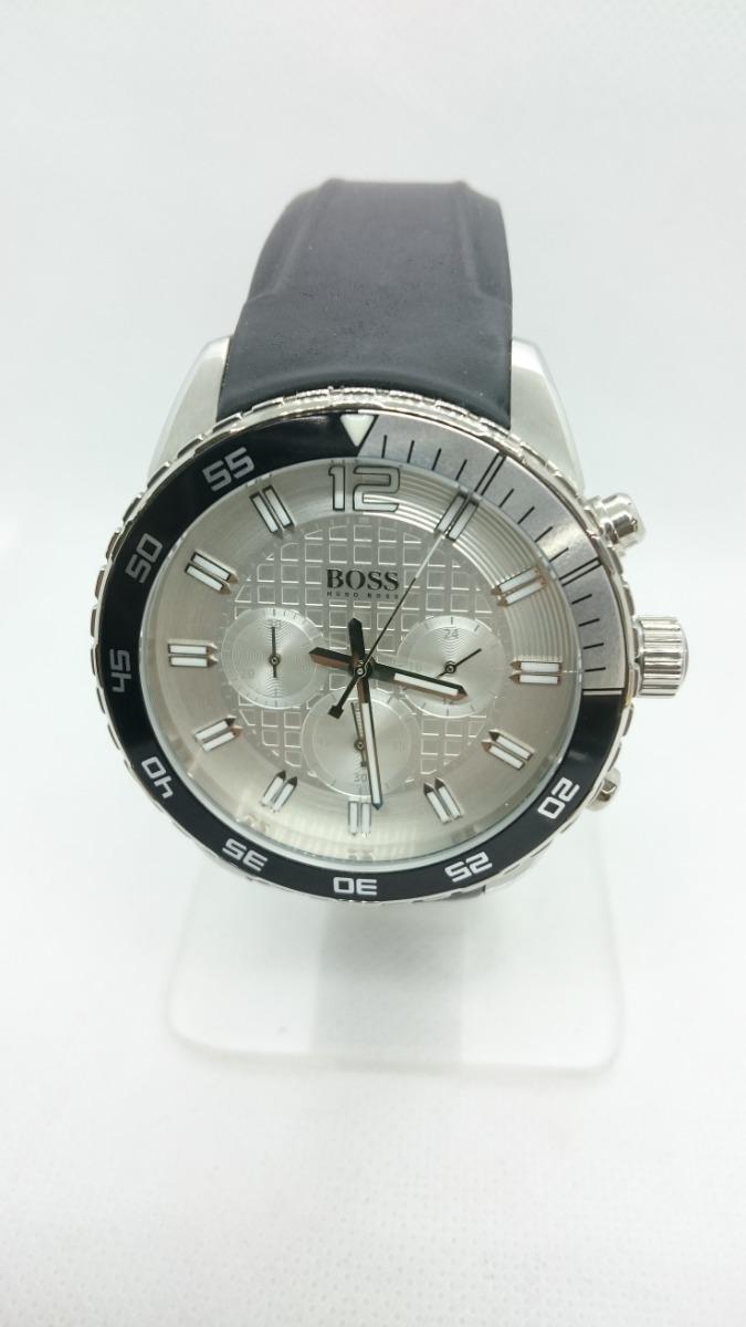 419edf6ece2c reloj hugo boss black 1512805. Cargando zoom.