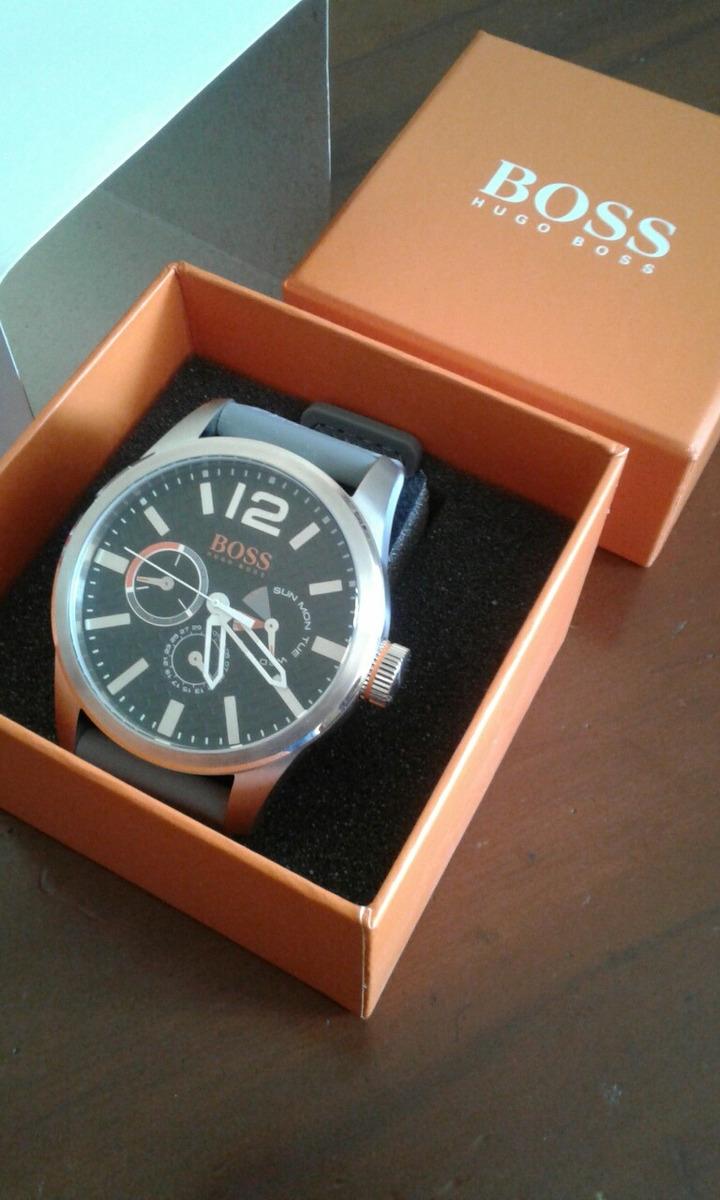 283f72782f59 reloj hugo boss en caja oferta. Cargando zoom.