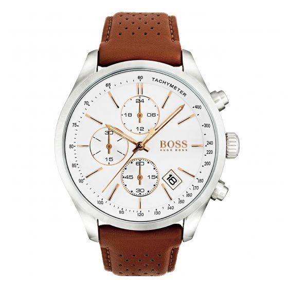 abfdb6a0e2e Reloj Hugo Boss Grand Prix - Mismo Precio Que En Europa -   17.500 ...