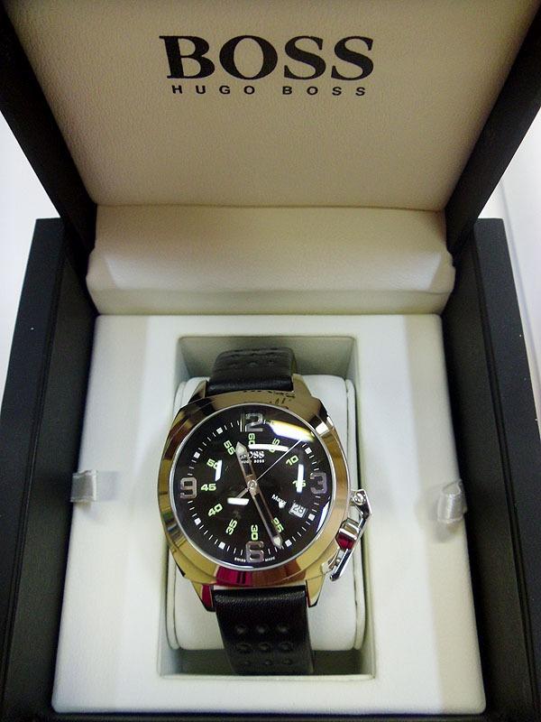 82437256c8bc Reloj Hugo Boss Para Hombre. Swiss Made. -   20.933