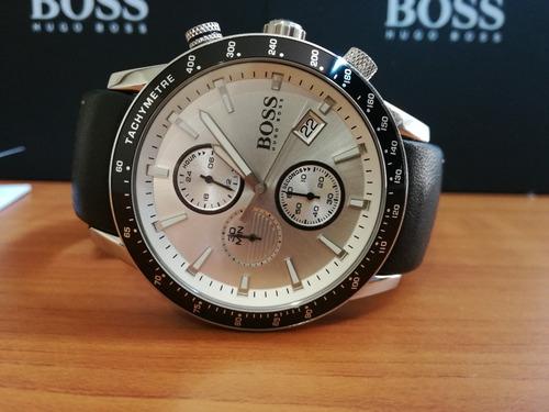 4512d694b582 Reloj Hugo Boss Linea Black Mod.1513403 -   4