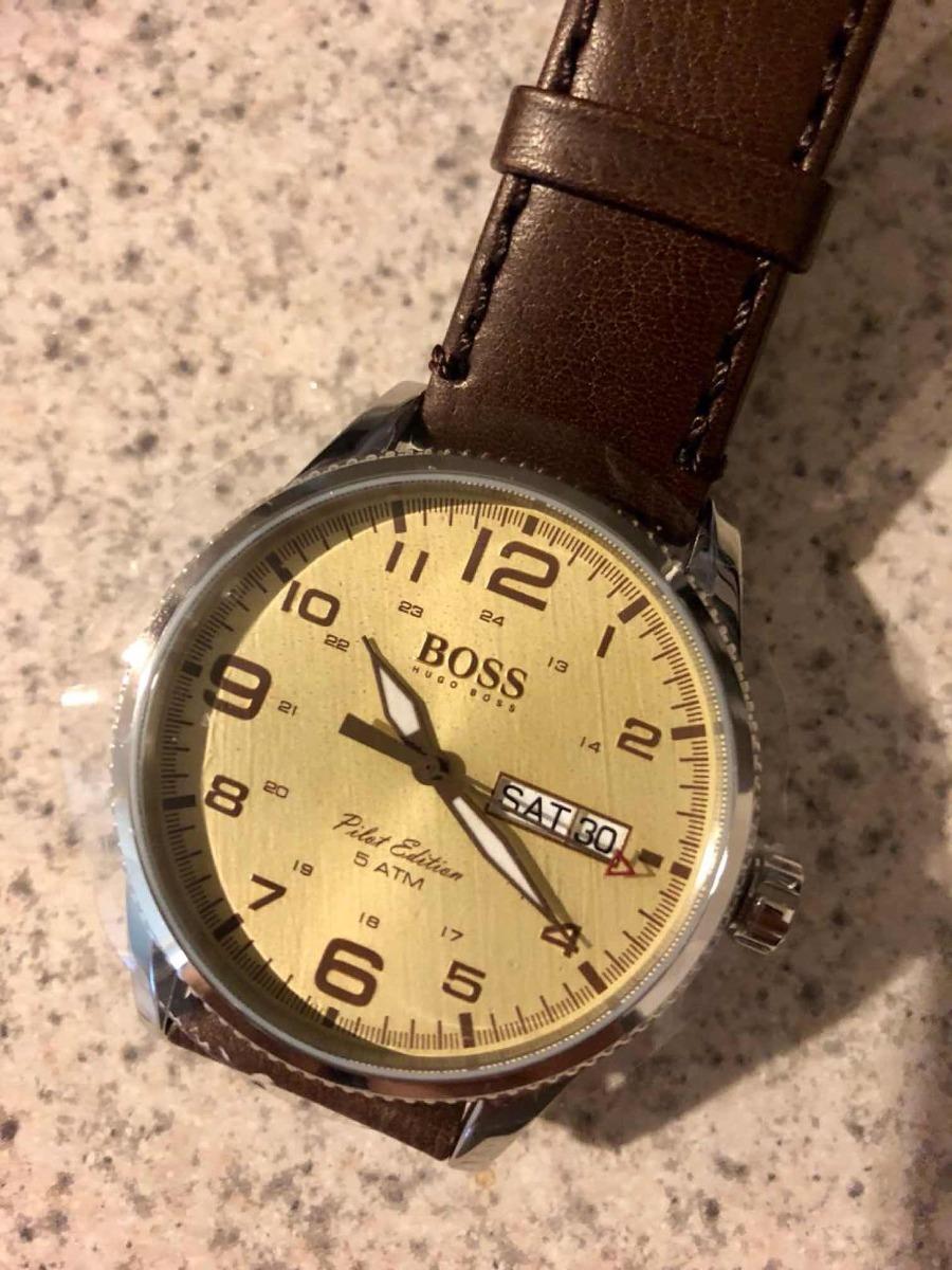 2a7c8d063fac Reloj Hugo Boss Nuevo Precio Original  7