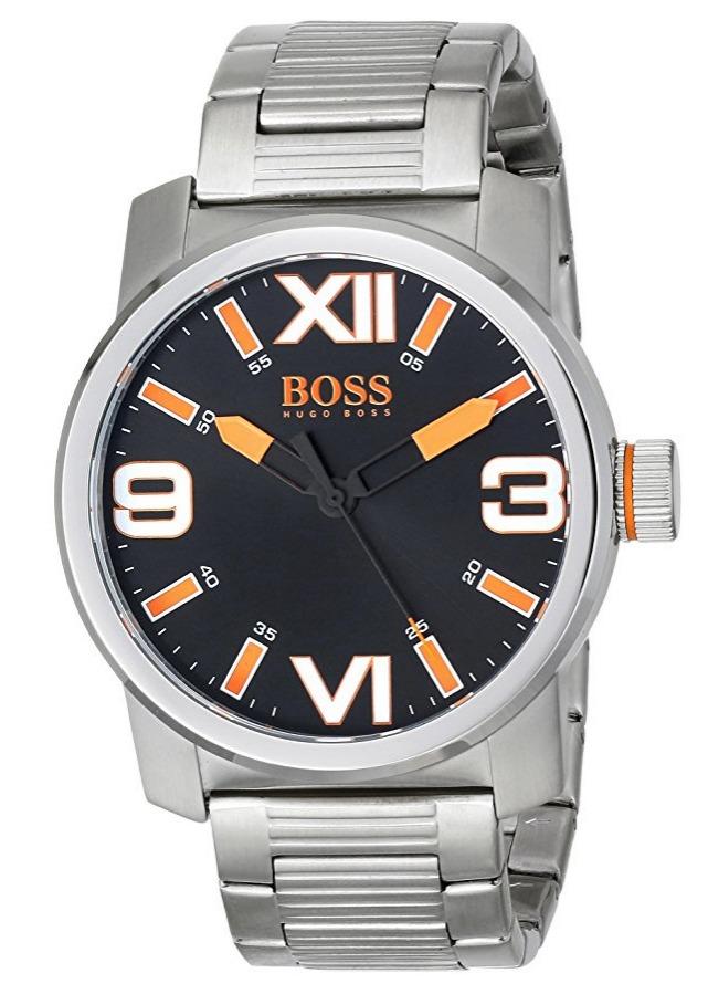 eeeb170a644c reloj hugo boss orange acero inoxidable hombre 1512983. Cargando zoom.