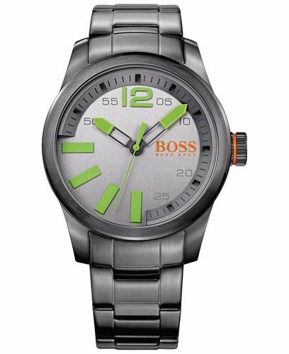 reloj hugo boss orange acero inoxidable hombre 1513050
