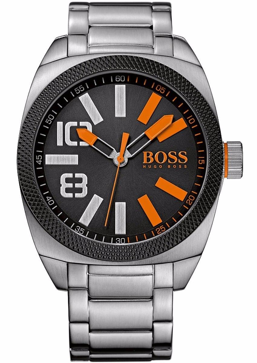 aa6fa45491b4 reloj hugo boss orange acero inoxidable hombre 1513114. Cargando zoom.