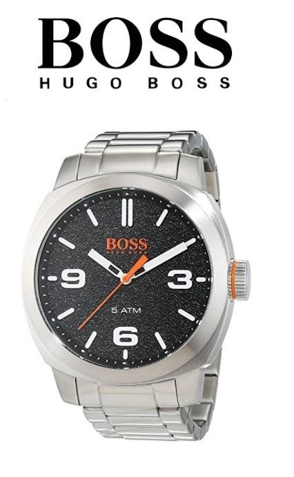 c9ce15ce08c8 Reloj Hugo Boss Orange Acero Inoxidable Nuevo Original - S  690