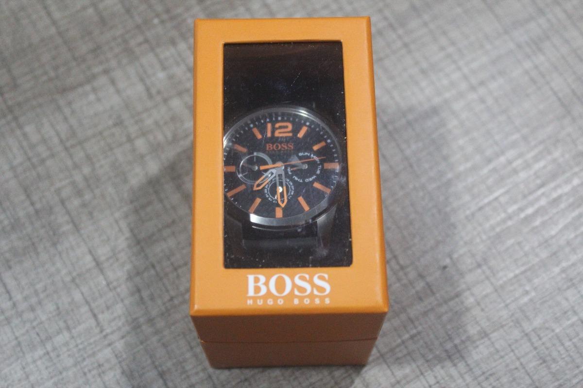 f91612e32f46 Reloj Hugo Boss Orange Como Nuevo -   600.000 en Mercado Libre