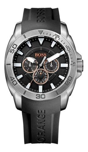 reloj hugo boss orange de hombre multifunción mod 1512950