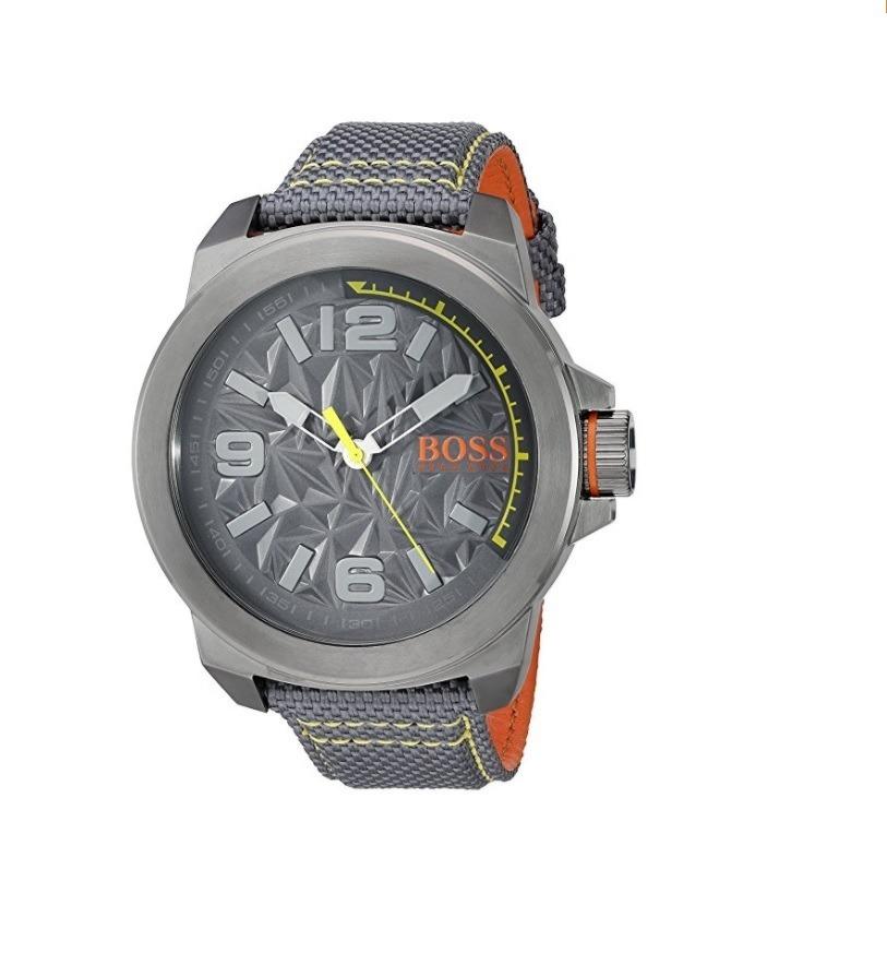 101c7a070326 Reloj Hugo Boss Orange Hombre New York Gris 1513344 -   784.990 en ...
