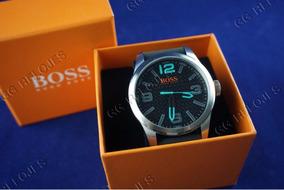 9538ebd2f32a Reloj Hugo Boss Caucho en Mercado Libre México
