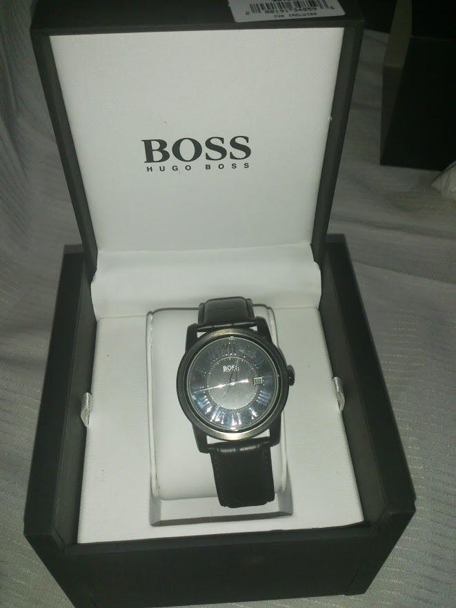 ea2cb3d7dc6d reloj hugo boss original. Cargando zoom.