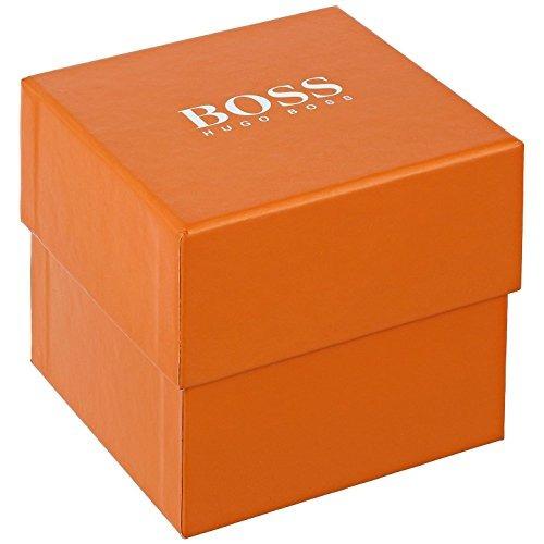 27b573b5e37e Reloj Hugo Boss Para Hombre 1513379 Color Gris Pantalla -   1.563 ...