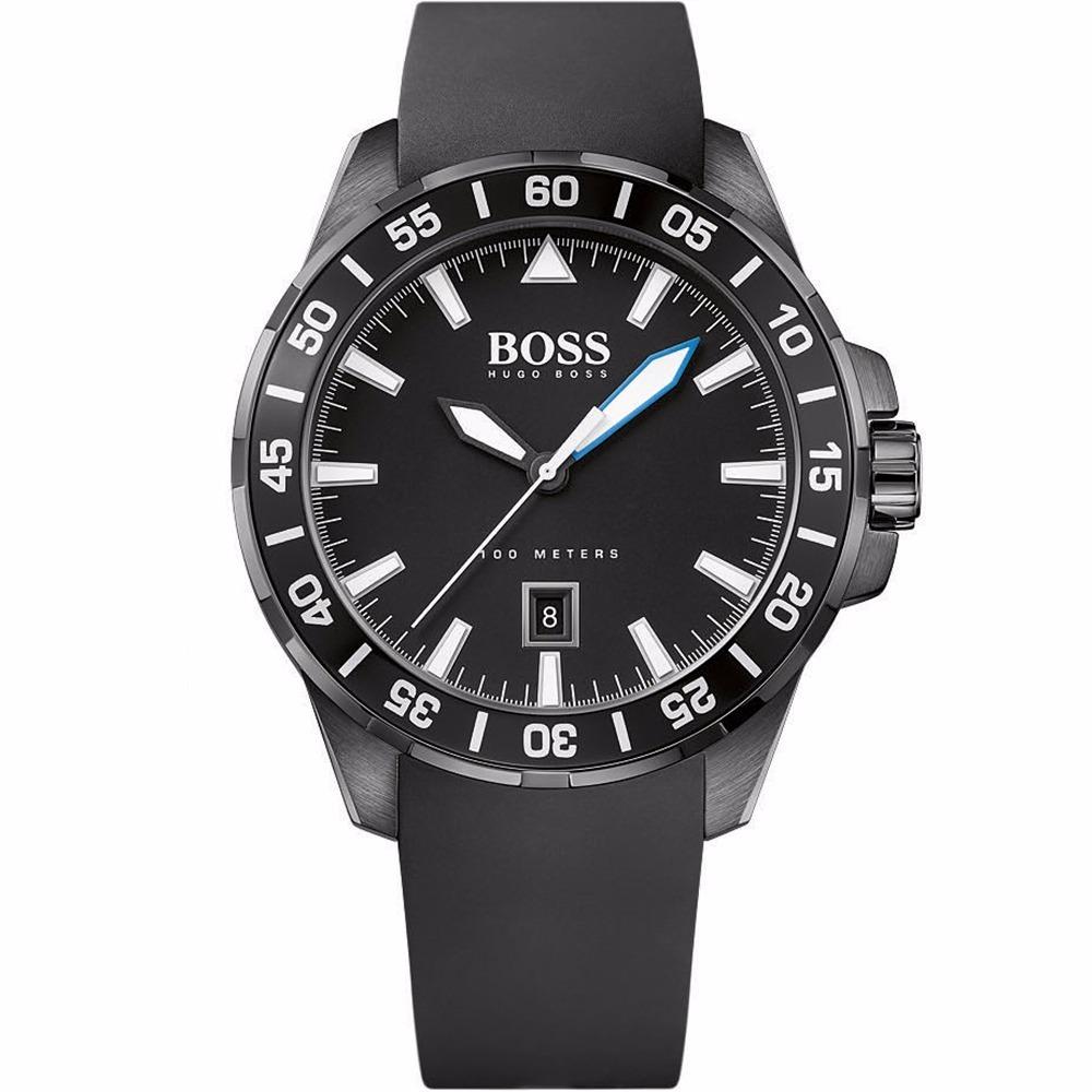 ca8aa037420e reloj hugo boss sport deep ocean 1513229 de hombre e-watch. Cargando zoom.
