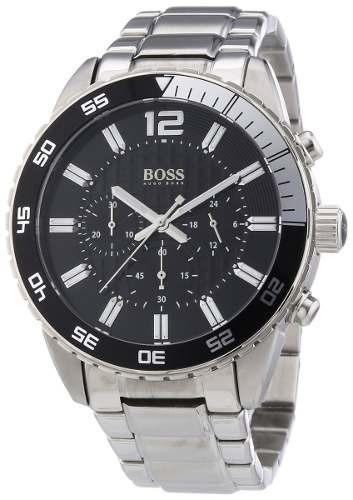 reloj hugo boss whb924 plateado