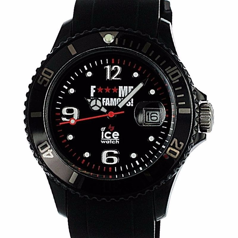 Reloj Ice Watch Original F   me I´m Famous Black Big Big - Bs. 0,40 ... 17c5a21e5c26