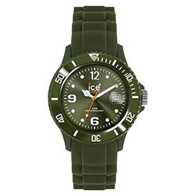 gl Sw Leaf Wat u Reloj Ice Green s Winter Watch Silicone tsdQrhC