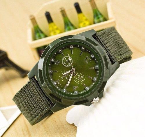 reloj importado estilo militar army