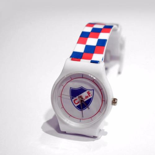 reloj infantil club nacional de football | rincón del hincha