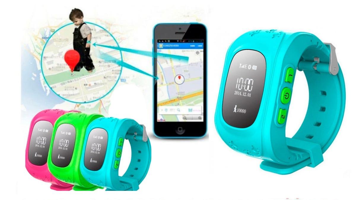 reloj infantil de seguridad con localizador gps para niños. Cargando zoom. 38606602225f