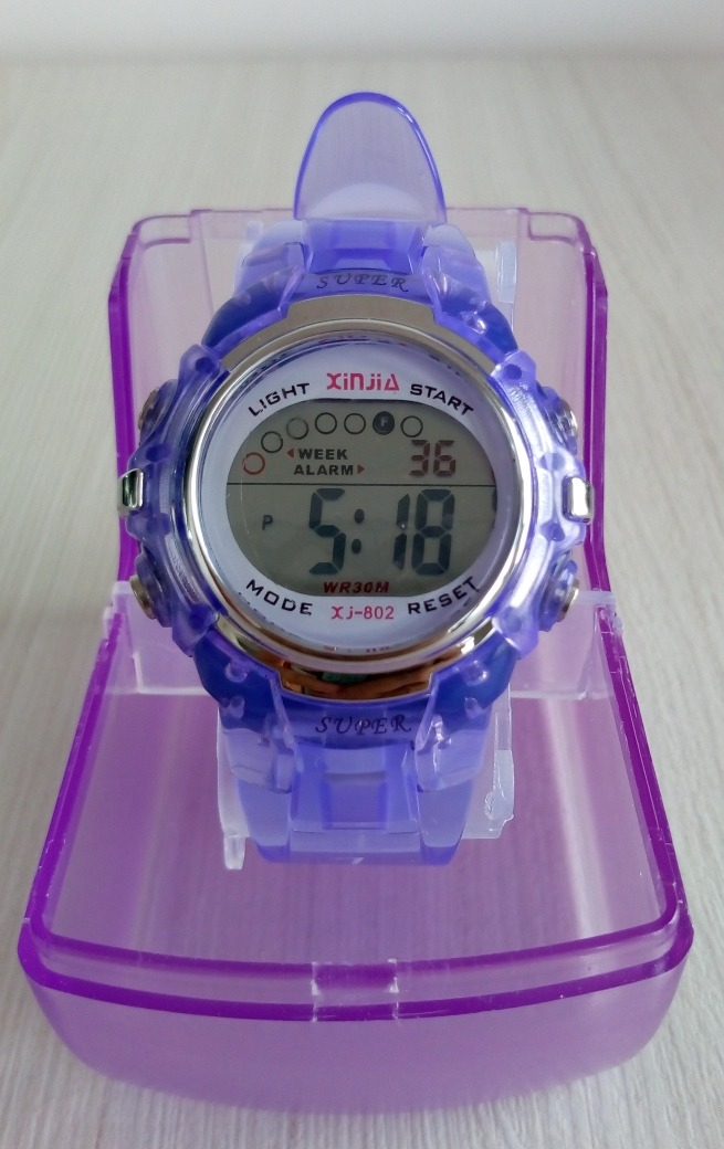 608f6e88b1b9 Reloj Infantil Digital Sumergible -   40.000 en Mercado Libre