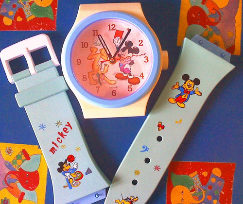 reloj infantil para pared: decoracion infantil.