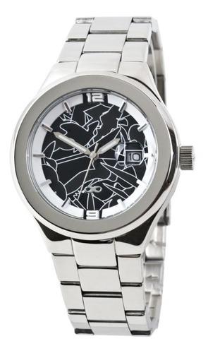 reloj infinit solari - silver