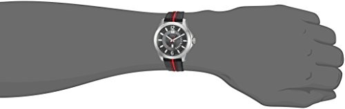 ad6289a8a31d Reloj Informal Acero Inoxidable Y Cuero Cuarzo Esq Hombre ...