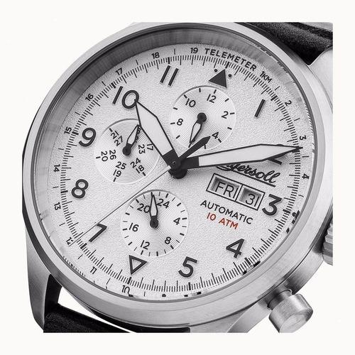reloj ingersoll i01901 bateman automatico